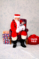 J C Blair Santa Pictures 2012