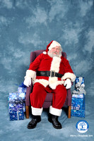 J C Blair Santa Pictures 2011