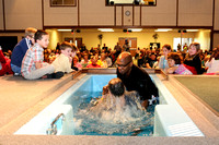 Joint Baptism Service